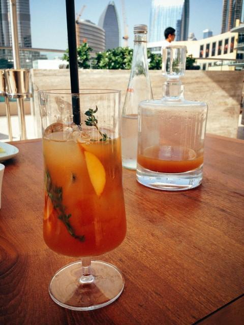 Zeta Restaurant Review at The Address Hotel (Dubai, UAE) Asia Blog Cafes Restaurants United Arab Emirates