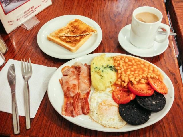 Speedy's Cafe Review (London, United Kingdom) Blog Cafes Europe London Restaurants United Kingdom
