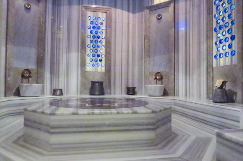 Four Seasons Turkish Hammam Review (Istanbul, Turkey) Asia Blog Spas Turkey