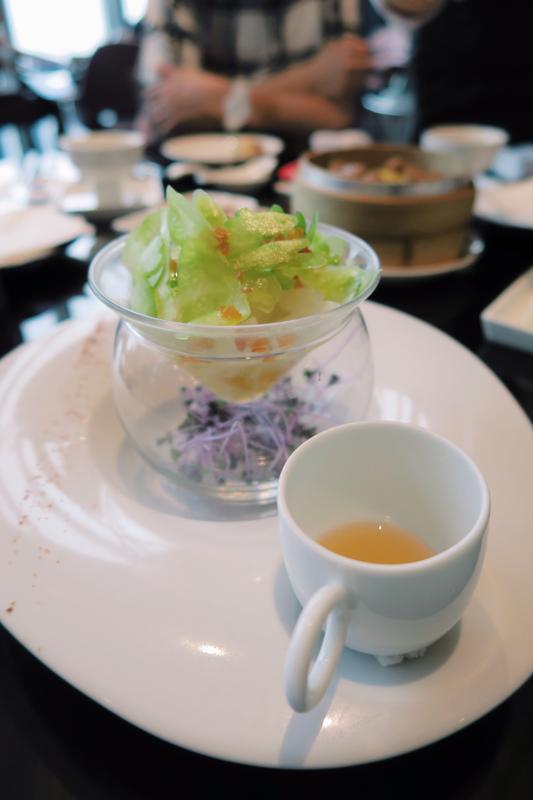 Yen Restaurant Review at the W Taipei (Taipei, Taiwan) Asia Blog Restaurants Taiwan