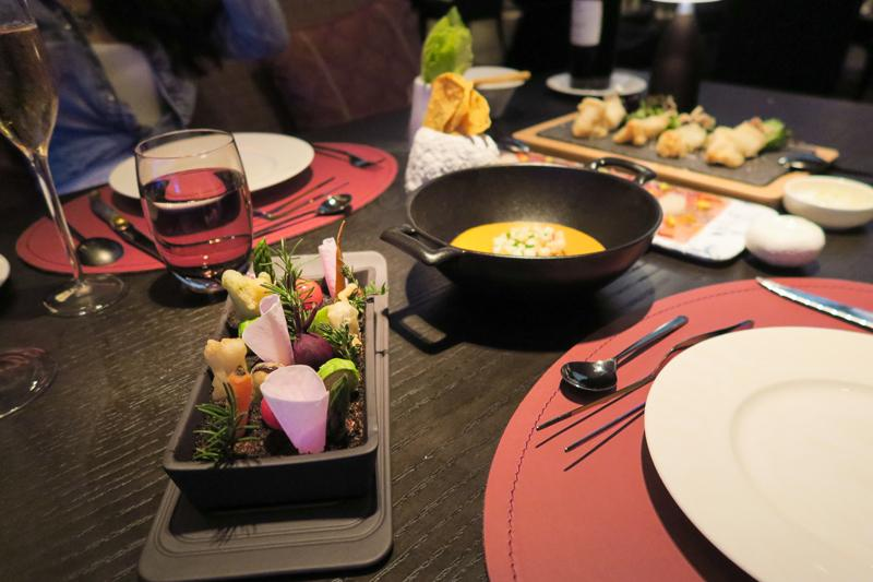 Arola Spanish Restaurant Review (Istanbul, Turkey) Asia Blog Restaurants Turkey