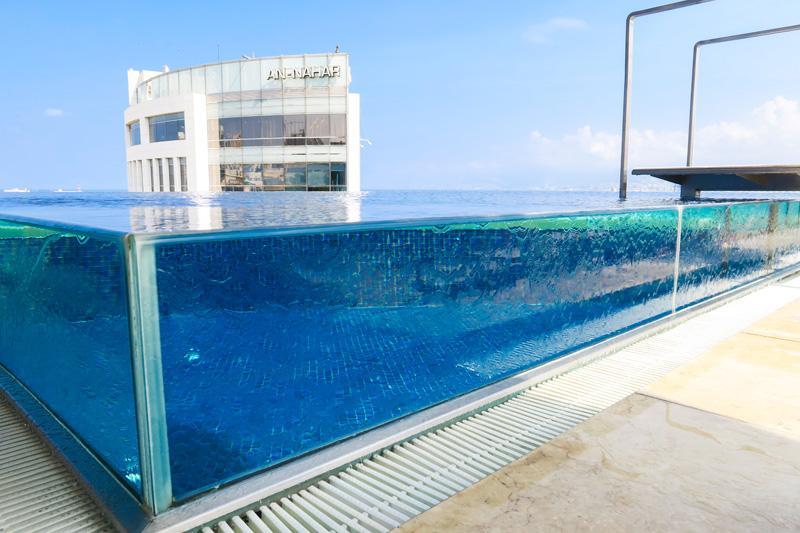 Le Gray Hotel Beirut Lebanon