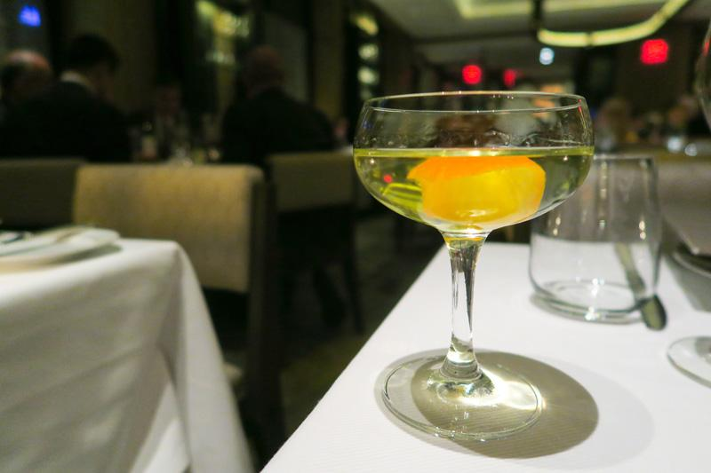 The Perfect Dinner in New York Blog New York North America Restaurants United States