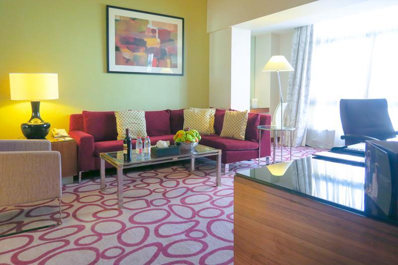 Intercontinental Hotel Review (Amman, Jordan) Asia Blog Hotels Jordan