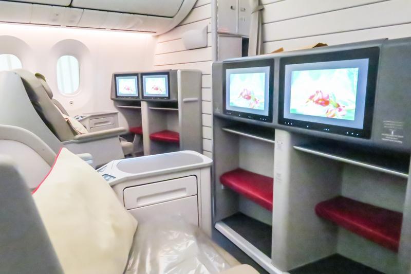 Royal Jordanian Airlines Business Class Flight Review (Chicago to Amman) Blog Flights