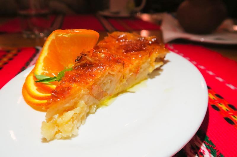 Perfect Bulgarian Food in Sofia Blog Bulgaria Europe Restaurants