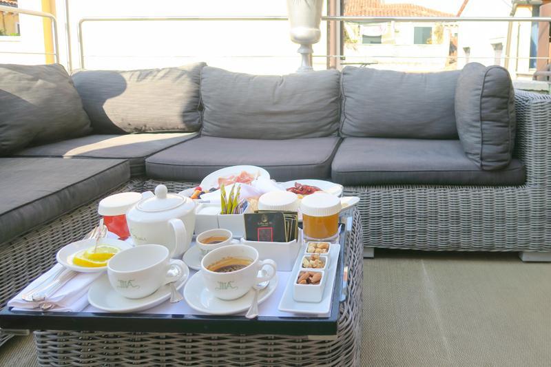 Ca Maria Adele Hotel Review (Venice, Italy) Blog Europe Hotels Italy