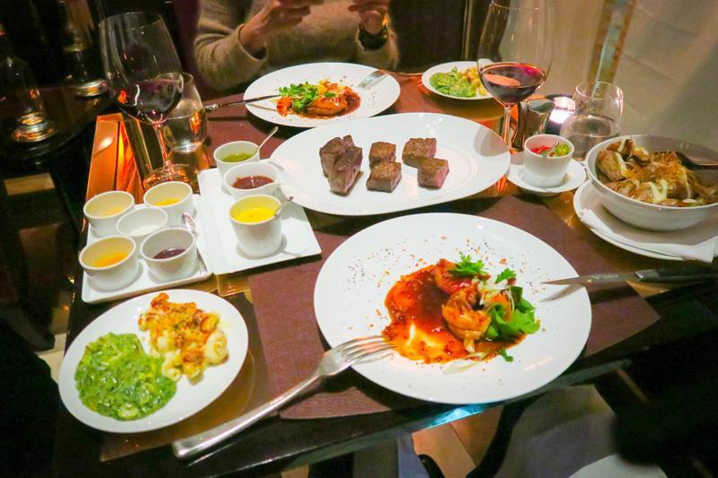 CUT Restaurant Review London
