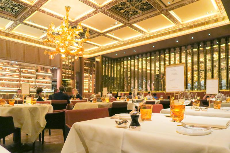 The Grill at The Dorchester London Review