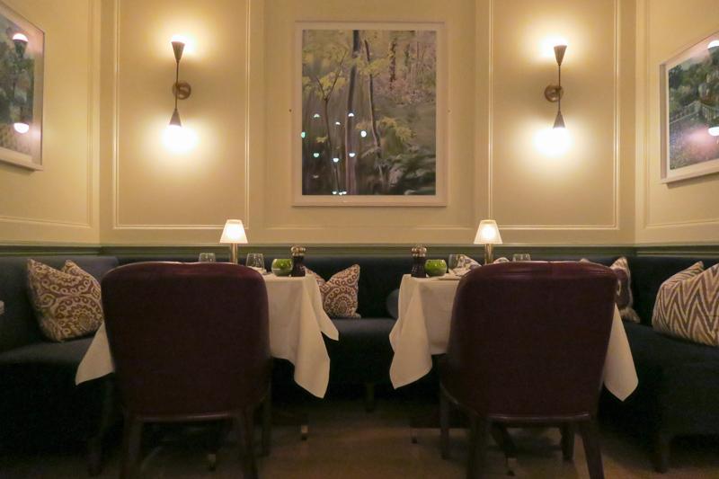 The Kensington's Town House Restaurant Review (London, UK) Blog Europe London Restaurants United Kingdom