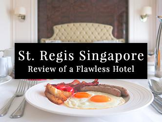 Best Hotel Singapore Review Travel Blog