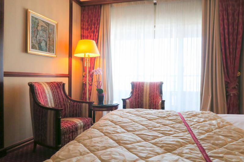 Intercontinental Hotel Bucharest Review