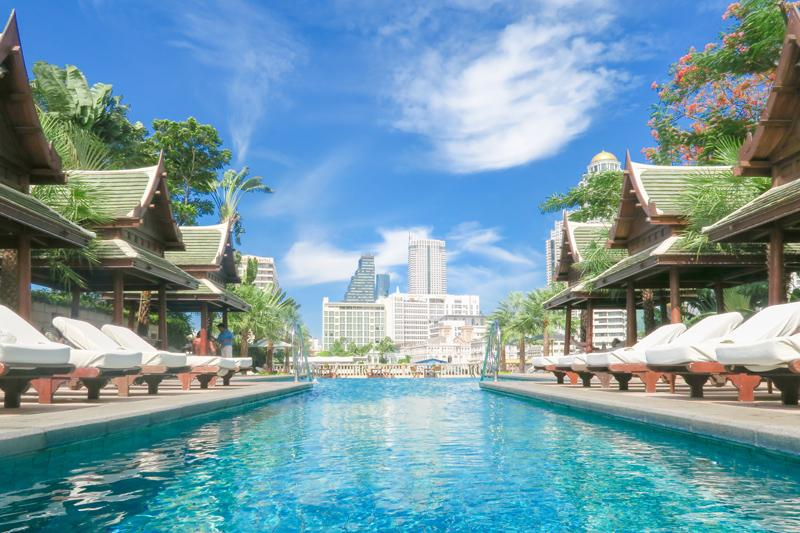 Peninsula Hotel Review Bangkok Thailand Travel Blog
