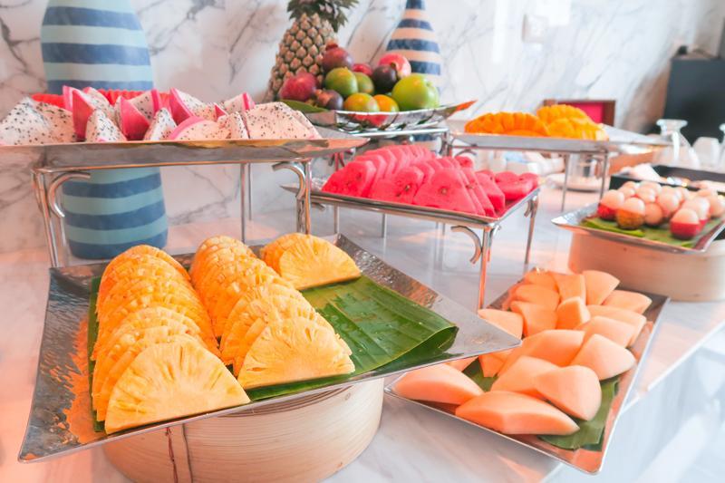 Movenpick Hotel Review (Bangkok, Thailand) Asia Bangkok Blog Hotels Thailand