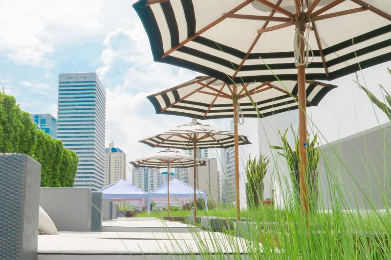 Movenpick Bangkok Hotel Review