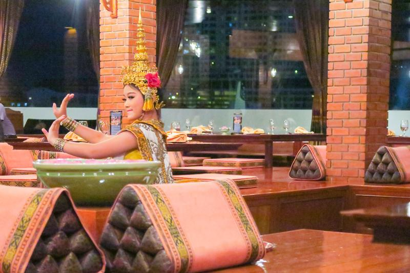 Thara Thong Restaurant Review Bangkok Thailand