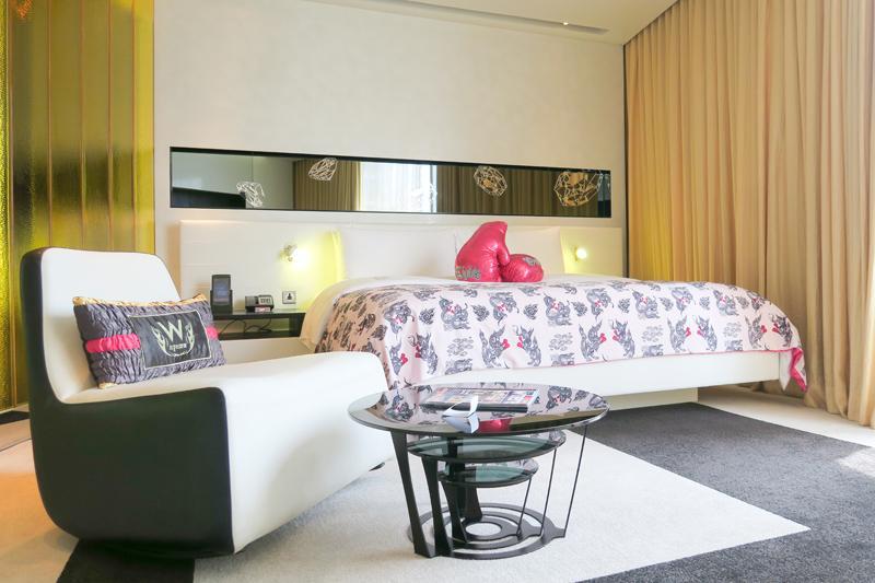 W Hotel Review Bangkok Thailand