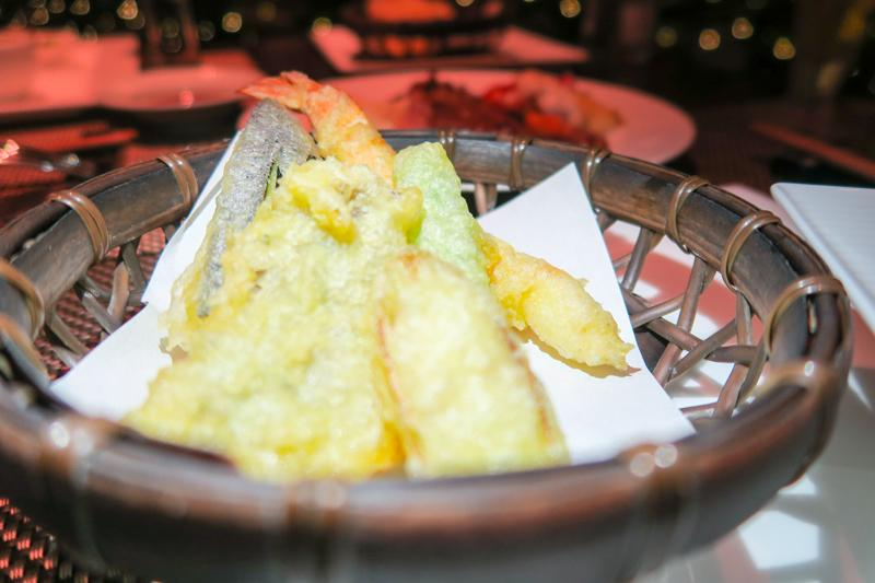 Chef's Live Kitchen Review: Tokyo Dinner Buffet with a View Asia Blog Japan Restaurants