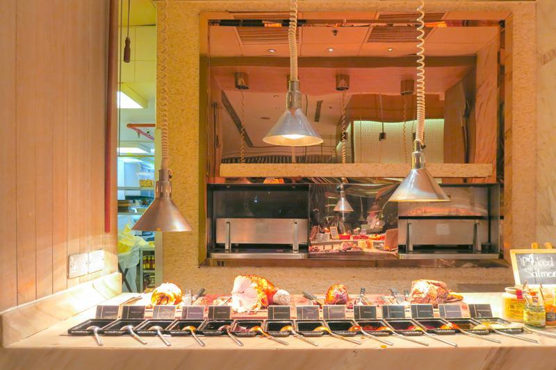 Marriott Cafe: Singapore Dinner Buffet Asia Blog Restaurants Singapore