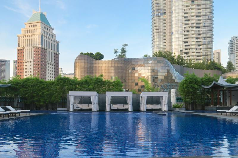 Marriott Tang Plaza Hotel Review (Singapore) Asia Blog Hotels Singapore