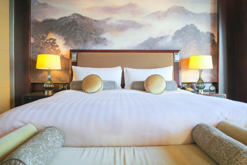 Shangri-La China World Summit Wing Hotel: Beijing's Best View Asia Beijing Blog China Hotels