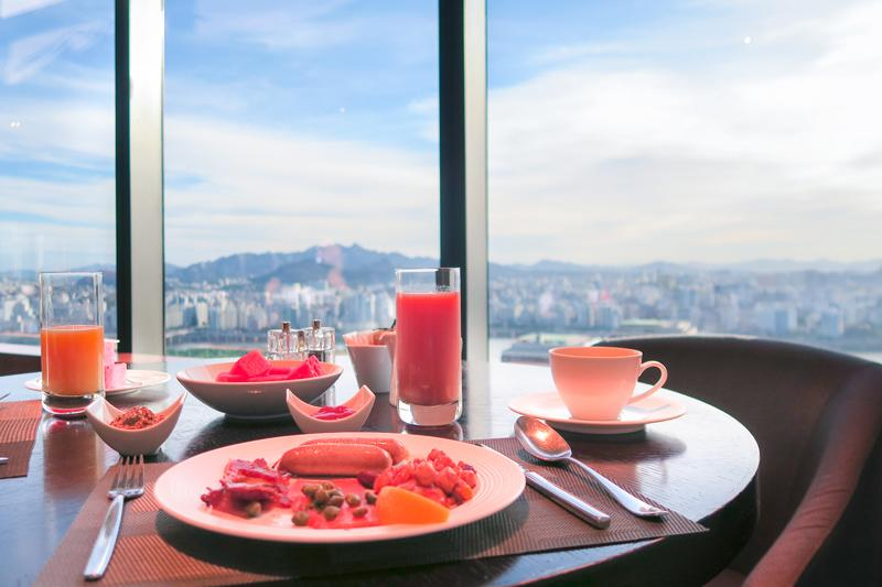 Conrad Hotel Review (Seoul, Korea) Asia Blog Hotels South Korea