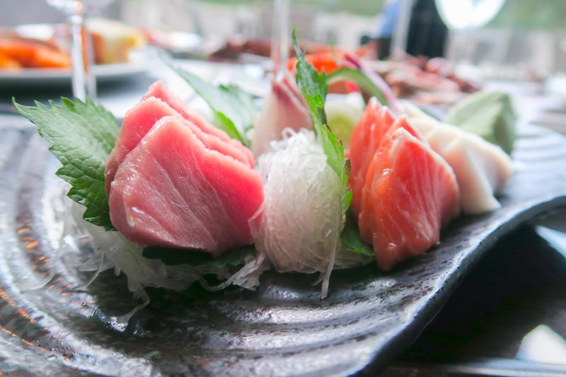 Beijing's Best Brunch: N'Joy at Nuo Hotel Asia Beijing Blog China Restaurants