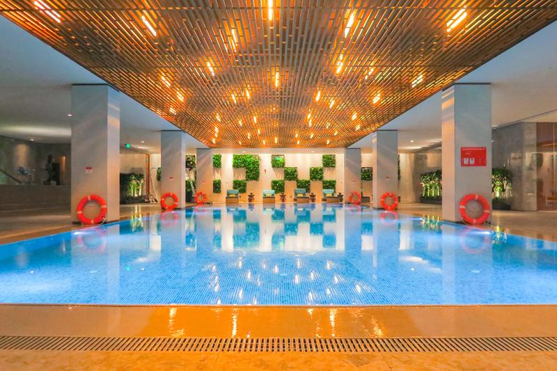 Nuo Hotel Review: Beijing's Newest Luxury Hotel Asia Beijing Blog China Hotels