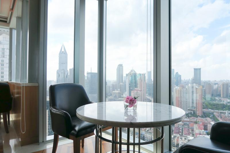 Marriott City Center Hotel Review (Shanghai, China) Asia Blog China Hotels Shanghai