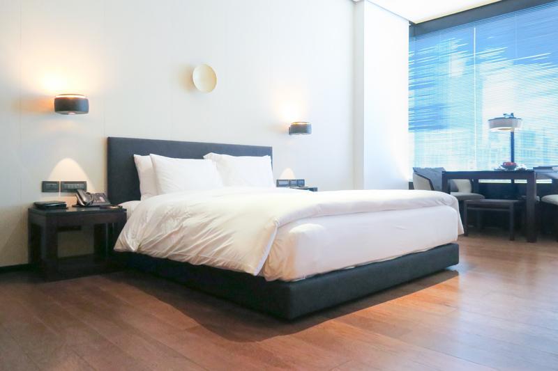 The Puli Hotel Review (Shanghai, China) Asia Blog China Hotels Shanghai
