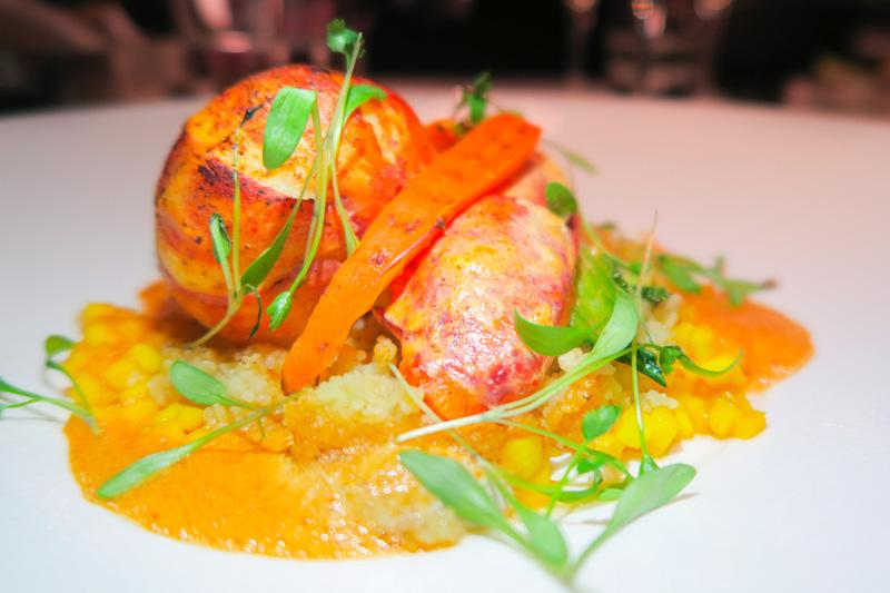 TING Restaurant Review: A Dinner at London's Shard Blog Europe London Restaurants United Kingdom