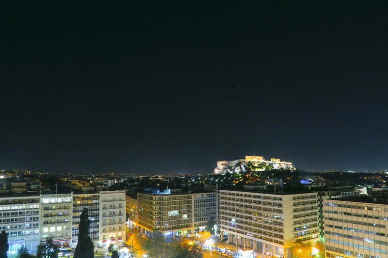 GB Roof Garden Restaurant Review (Athens, Greece) Athens Blog Europe Greece Restaurants