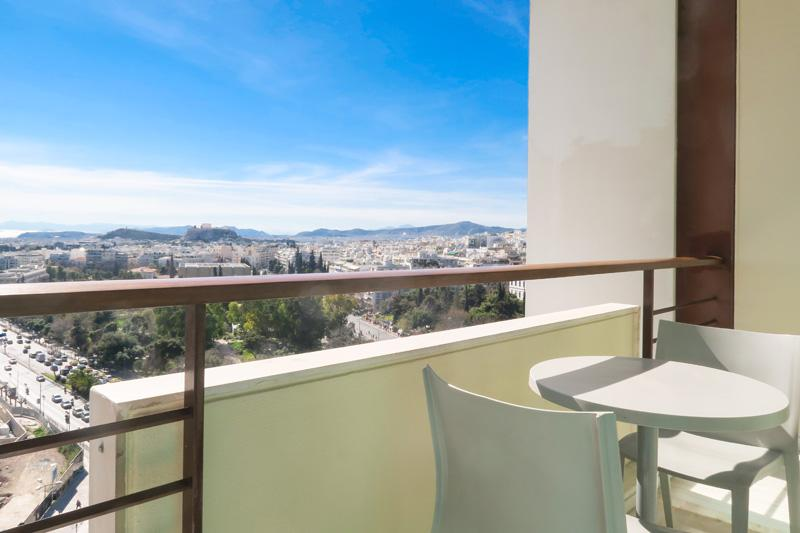 Hilton Hotel Review: A Spectacular View of Athens, Greece Athens Blog Europe Greece Hotels