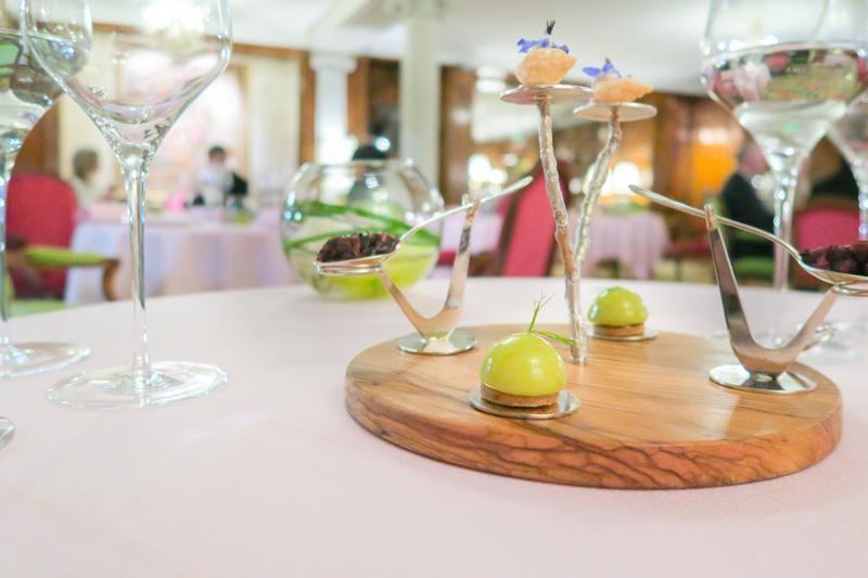 Le Chantecler Restaurant Review (Nice, France) Blog Europe France Nice Restaurants
