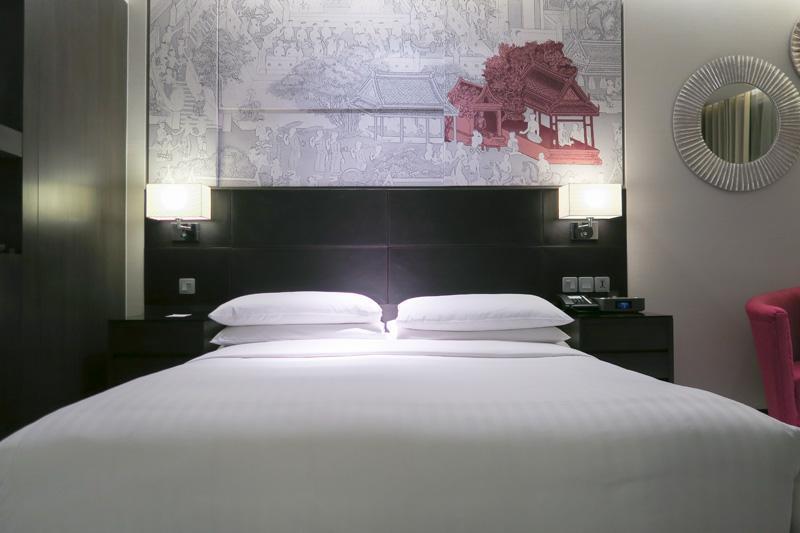 Marriott Sukhumvit Hotel Review (Bangkok, Thailand) Asia Bangkok Blog Hotels Thailand
