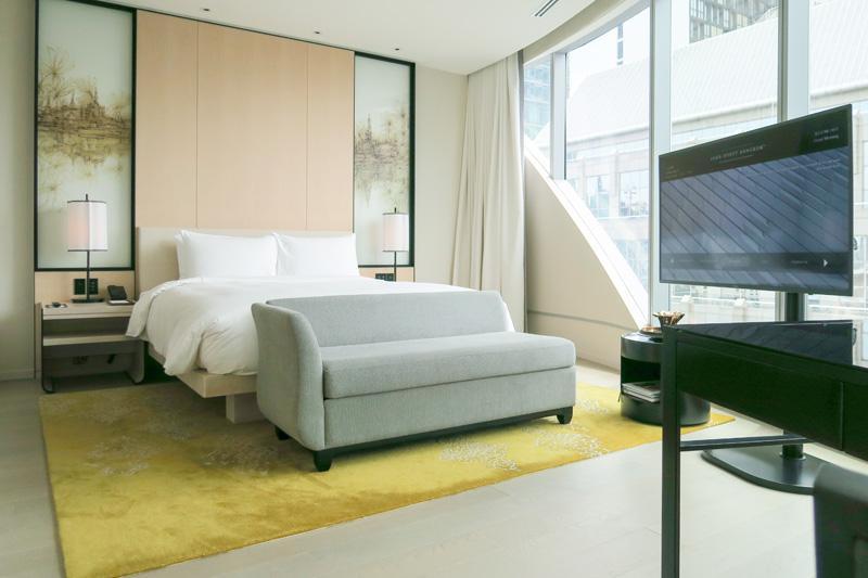 Bangkoku0027s Newest High End Luxury Hotel: Park Hyatt Review