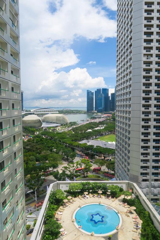 Fairmont Singapore Hotel Review Asia Blog Hotels Singapore