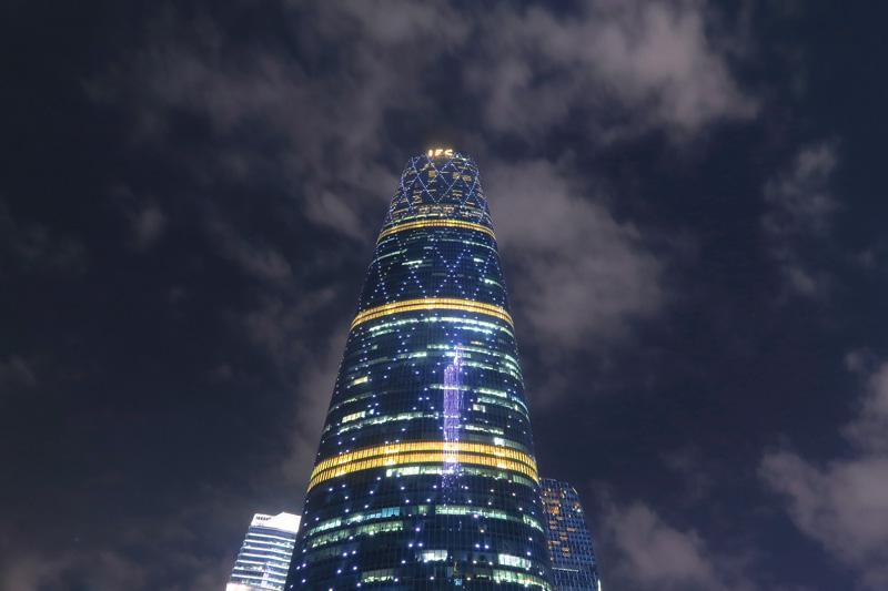 Marriott Tianhe Hotel Review (Guangzhou, China) Asia Blog China Guangzhou Hotels