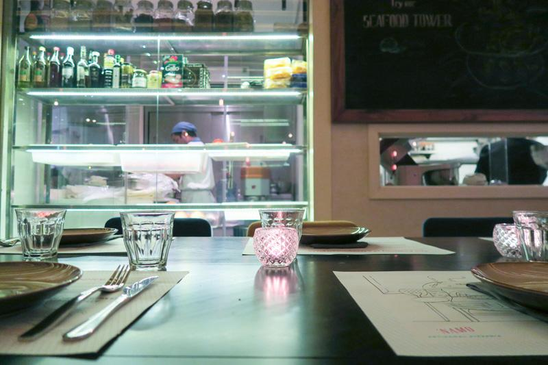 Namo Restaurant Review: Italian Food in Ho Chi Minh, Vietnam Asia Blog Ho Chi Minh Restaurants Vietnam
