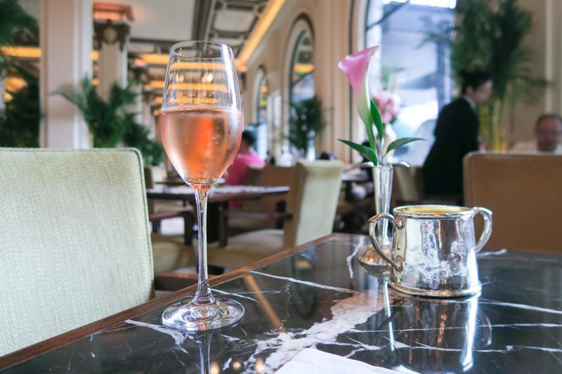 Peninsula Hong Kong: World Famous Afternoon Tea Review Asia Blog Hong Kong Restaurants